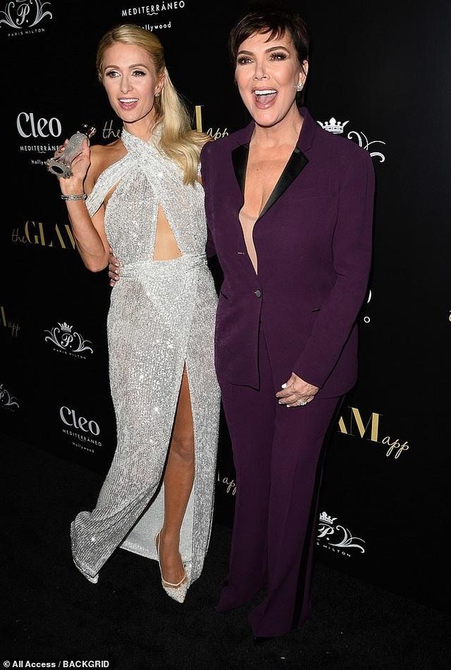 Paris Hilton xinh đẹp và trẻ trung ở tuổi 38 - 6