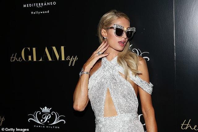 Paris Hilton xinh đẹp và trẻ trung ở tuổi 38 - 8
