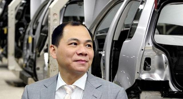 """""""Con cưng"""" VinFast tiếp tục được ông Phạm Nhật Vượng ưu ái, bảo lãnh đến 30.000 tỷ đồng - 1"""