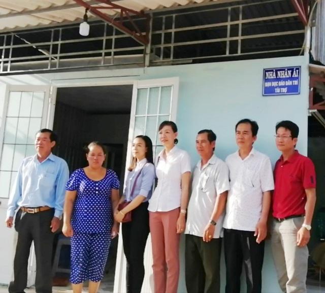 Chủ tịch UBND tỉnh Bạc Liêu tặng Bằng khen phóng viên Dân trí - 2