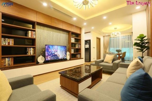 The Legacy - Lựa chọn đa phong cách dẫn đầu xu hướng căn hộ hạng A - 2