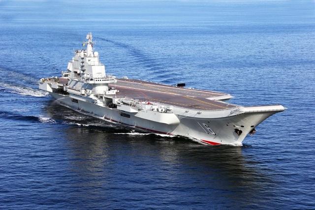 Đài Loan theo dõi chặt chẽ tàu sân bay Trung Quốc tiến vào Biển Đông - 1
