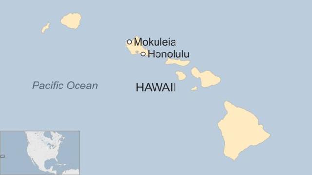 Máy bay gặp nạn bốc cháy như cầu lửa ở Hawaii, 9 người chết - 3