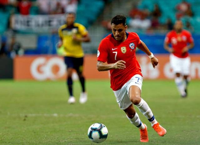 Đội tuyển Chile nhận tin dữ từ Alexis Sanchez - 1