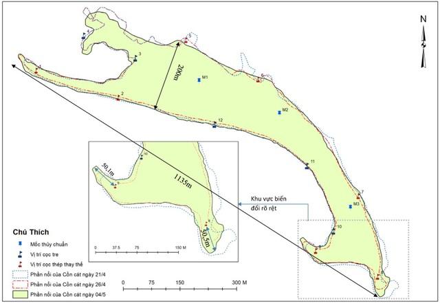 Đảo cát nổi giữa biển Hội An