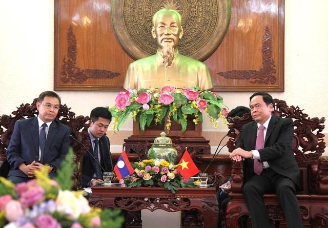 Việt Nam sẵn sàng chia sẻ với Lào kinh nghiệm quý báu trong phát triển nông nghiệp - 1