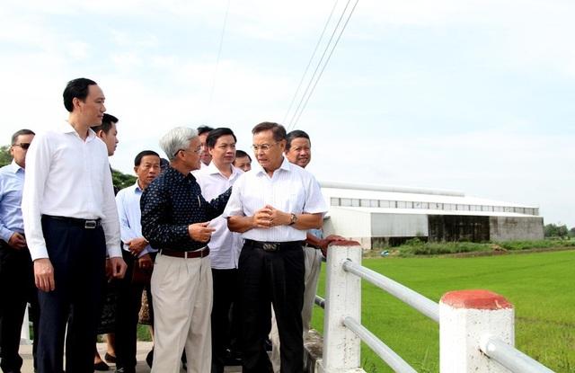 Việt Nam sẵn sàng chia sẻ với Lào kinh nghiệm quý báu trong phát triển nông nghiệp - 3