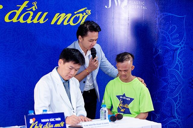 Hàng nghìn trường hợp khiếm khuyết được hỗ trợ phẫu thuật từ bệnh viện JW - 5