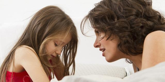 Bố mẹ ly hôn: Đừng dùng con là nơi xả giận - 2