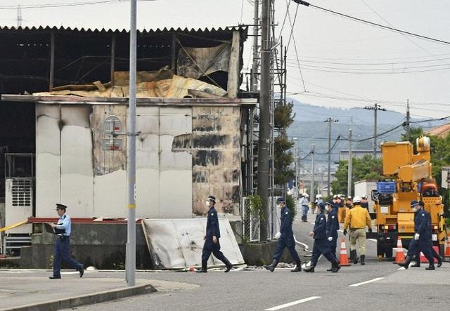 Cô gái trẻ người Việt thiệt mạng trong vụ hỏa hoạn nghiêm trọng ở Nhật - 1