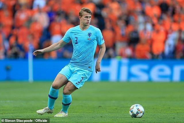 Nhật ký chuyển nhượng ngày 22/6: De Ligt chọn gia nhập Juventus - 1