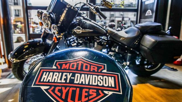 Harley-Davidson sản xuất môtô tại Trung Quốc để bán ở khắp châu Á - 1