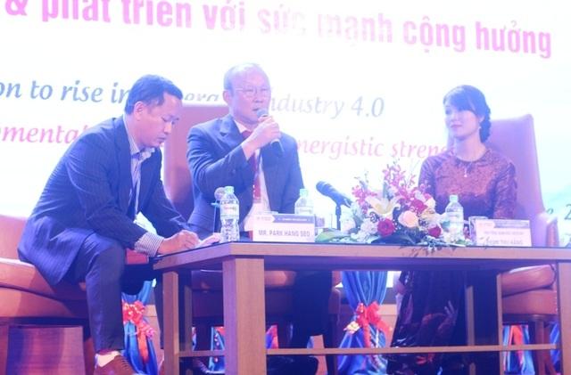 Học cách kiến tạo sức mạnh Việt Nam từ chiến thuật dùng người của HLV Park Hang Seo - 6