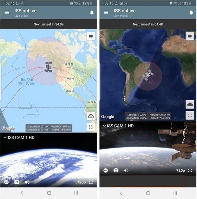 Hóa thân thành phi hành gia để nhìn ngắm trực tiếp trái đất từ vũ trụ - 1