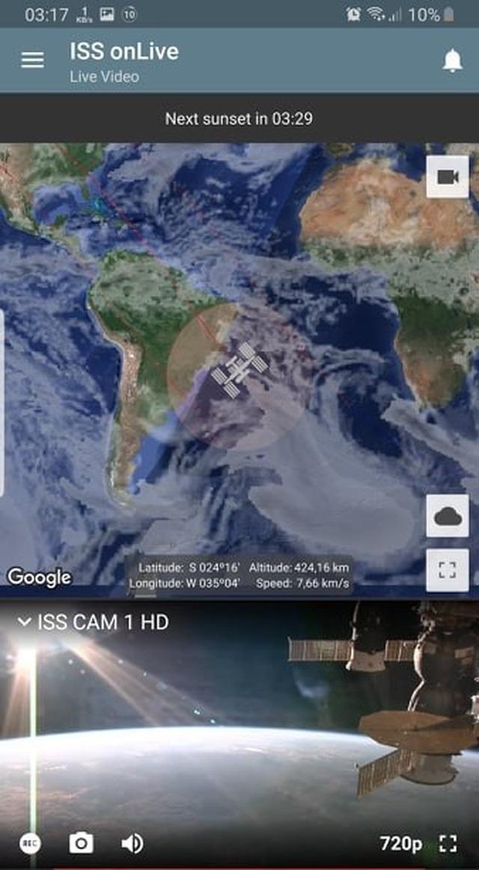 Hóa thân thành phi hành gia để nhìn ngắm trực tiếp trái đất từ vũ trụ - 2