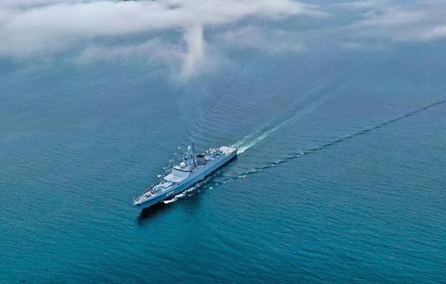 Nga đưa tàu chiến khủng đến sân sau của Mỹ - 1