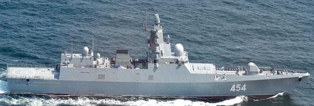 Nga đưa tàu chiến khủng đến sân sau của Mỹ - 2