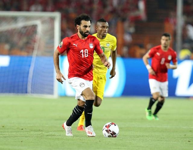 Salah mờ nhạt, Ai Cập thắng nhọc ở ngày khai mạc CAN 2019 - 2