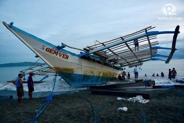 Món quà đặc biệt ngư dân Philippines tặng tàu cá Việt Nam để cảm ơn cứu mạng - 1