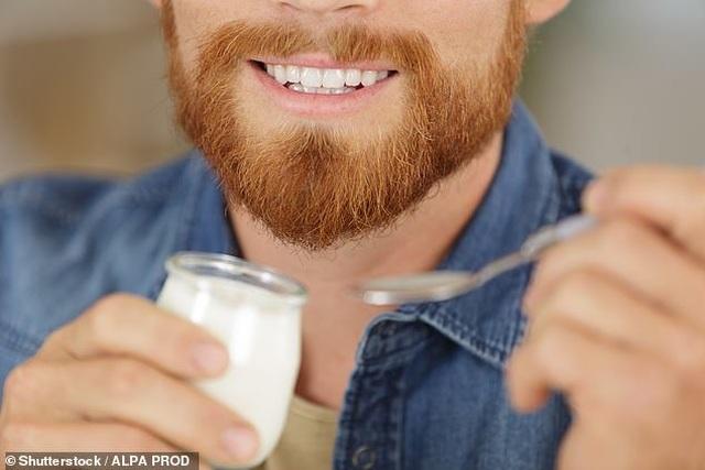 Ăn sữa chua giảm nguy cơ tiền ung thư ruột ở nam giới - 1