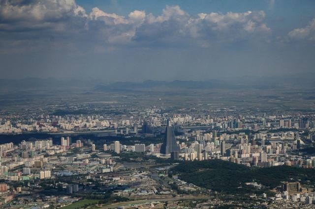 Người dân Triều Tiên giải nhiệt dưới cái nắng đổ lửa mùa hè thế nào? - 4