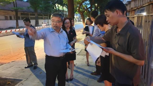 Giảng viên đại học rời Hà Nội từ 4h sáng lên đường làm nhiệm vụ thi - 1