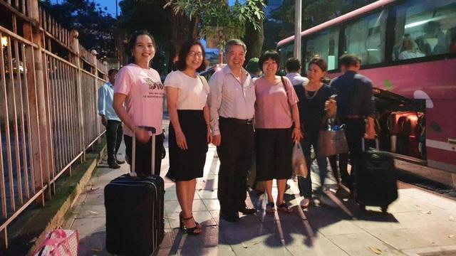 Giảng viên đại học rời Hà Nội từ 4h sáng lên đường làm nhiệm vụ thi - 11