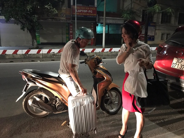Giảng viên đại học rời Hà Nội từ 4h sáng lên đường làm nhiệm vụ thi - 13