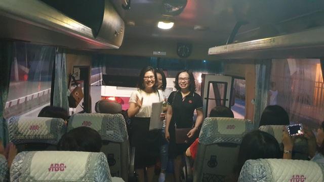 Giảng viên đại học rời Hà Nội từ 4h sáng lên đường làm nhiệm vụ thi - 8