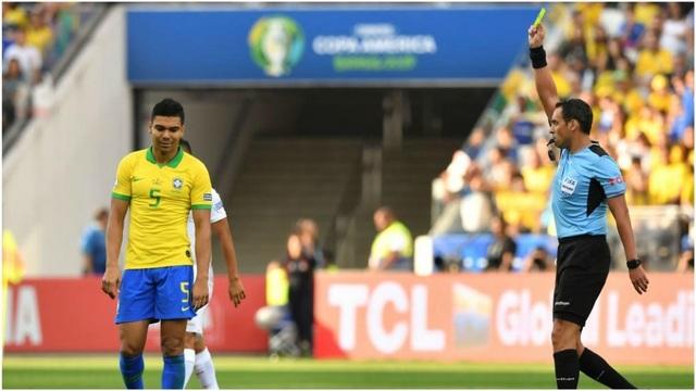Brazil trả giá đắt cho tấm vé vào tứ kết Copa America - 1