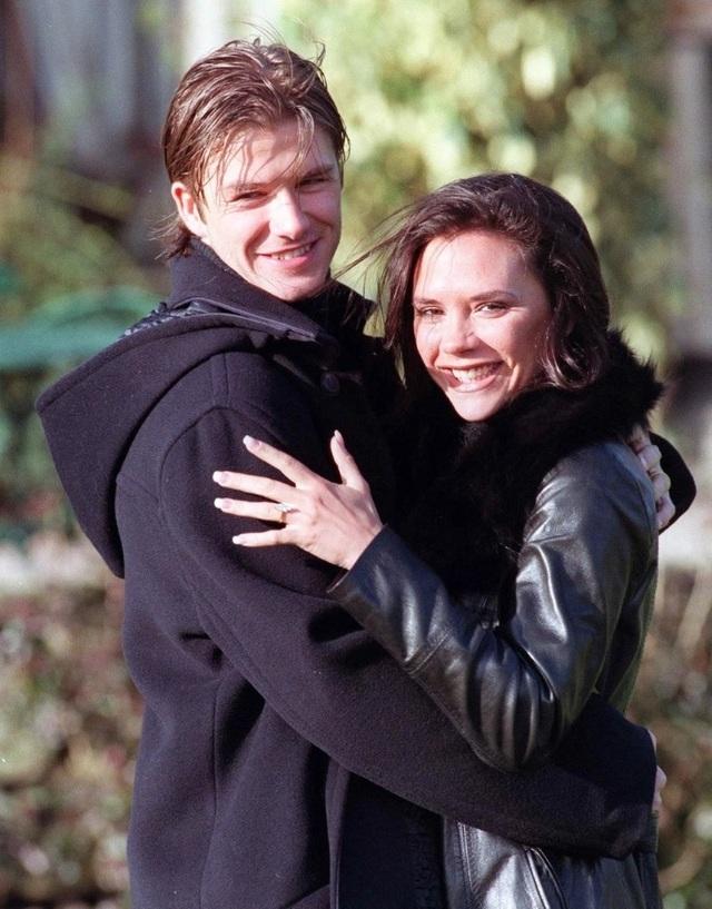 Vợ chồng Beckham thay đổi thế nào sau 20 năm gắn bó trong hôn nhân? - 1