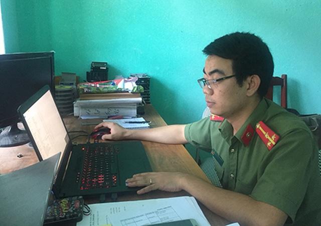 Chiến sĩ an ninh kể chuyện phá án - 1