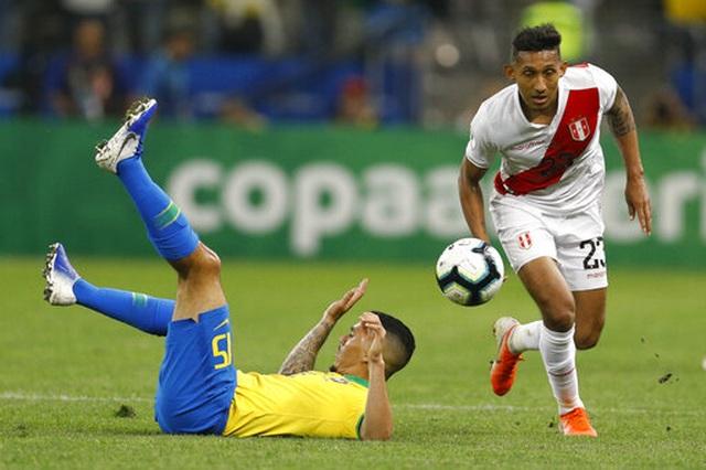 Brazil 5-0 Peru: Chiến thắng tưng bừng - 3
