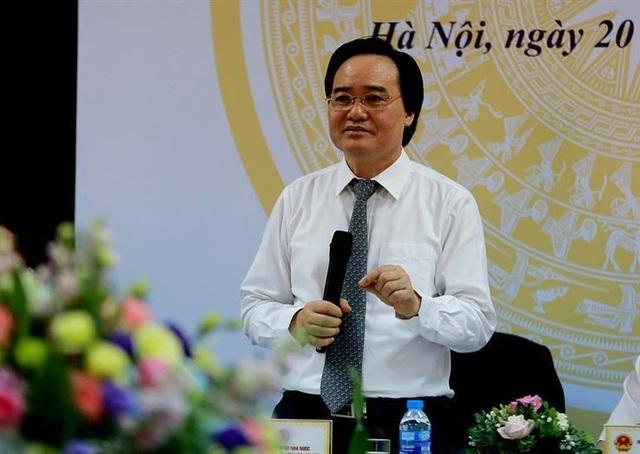 Bộ trưởng Phùng Xuân Nhạ: Không làm ồ ạt trong xét công nhận đạt chuẩn chức danh GS, PGS năm 2019 - 2