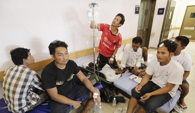 Vụ sập nhà do Trung Quốc xây dựng ở Campuchia: Số người chết tăng lên 17 - 4