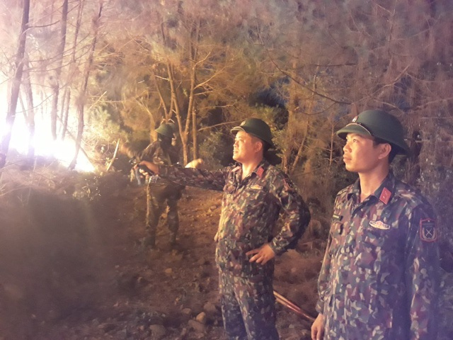 Nhiều bất cập, hệ lụytrongcông tácphòng chống cháy rừng tại Nghệ An - 5