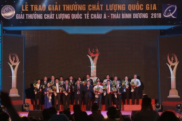 Trao Giải thưởng Chất lượng Quốc gia cho 75 doanh nghiệp xuất sắc - 2