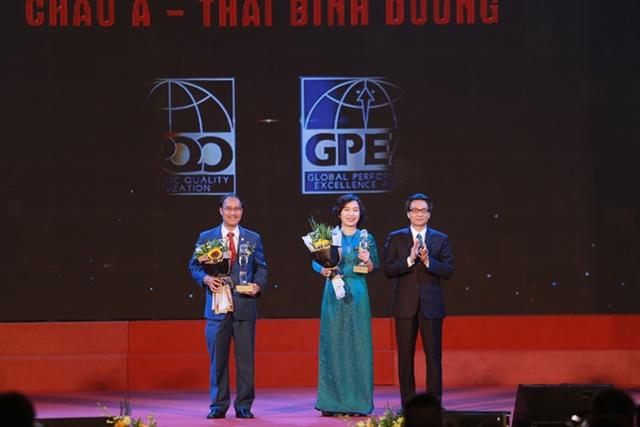 Trao Giải thưởng Chất lượng Quốc gia cho 75 doanh nghiệp xuất sắc - 3