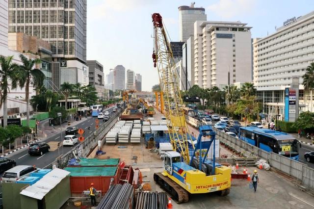 Nhật Bản vượt xa Trung Quốc trong cuộc đua cơ sở hạ tầng ở Đông Nam Á - 1