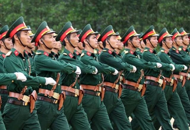 Hướng dẫn thực hiện mức lương cơ sở đối với công chức, viên chức quốc phòng - 1