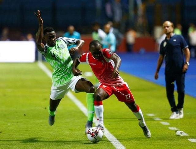 Nigeria 1-0 Burundi: Khởi đầu khó khăn của Đại bàng xanh - 1