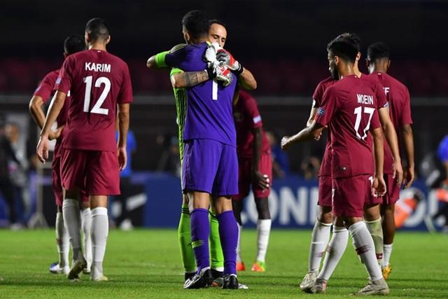 Đội tuyển Qatar quyết gây sốc trước Argentina - 1