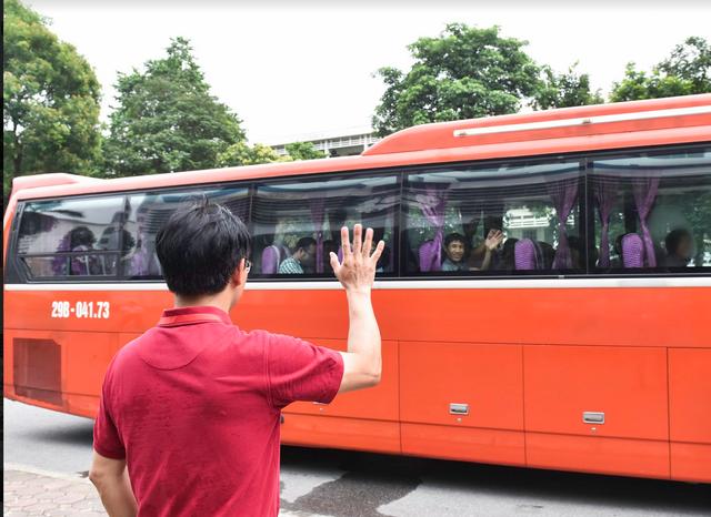 Hơn 800 giảng viên trường ĐH Bách Khoa HN đến Thanh Hóa coi thi - 14