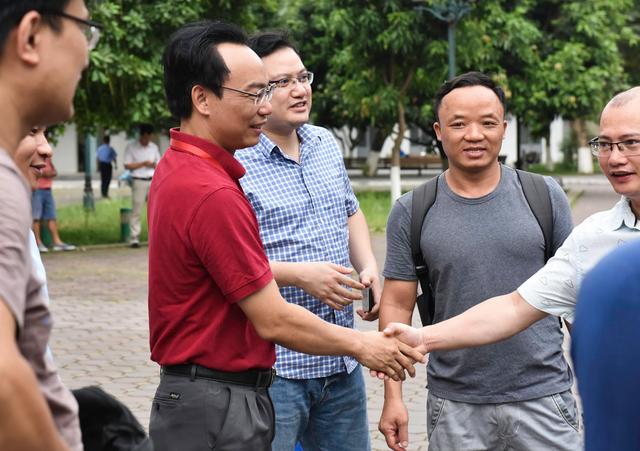 Hơn 800 giảng viên trường ĐH Bách Khoa HN đến Thanh Hóa coi thi - 2
