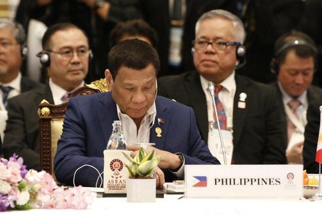 Tổng thống Philippines cám ơn nghĩa cử đẹp của ngư dân Việt Nam - 1