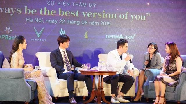 """Chuyên gia thẩm mỹ nổi tiếng châu Á: Làm đẹp nhưng phải """"giữ mạng sống"""" - 1"""