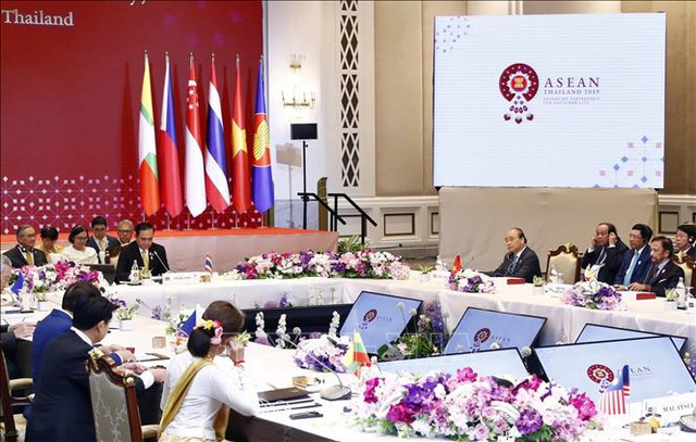 Thủ tướng dự Phiên toàn thể Hội nghị Cấp cao ASEAN lần thứ 34 - 1