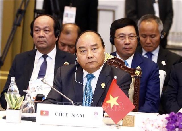 Thủ tướng dự Phiên toàn thể Hội nghị Cấp cao ASEAN lần thứ 34 - 2