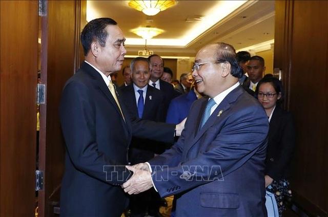 Thủ tướng Nguyễn Xuân Phúc phê phán phát biểu của người đồng cấp Lý Hiển Long - 1