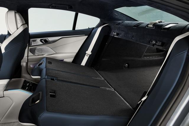 Soi chi tiết mẫu BMW 8-Series Gran Coupe sẽ cạnh tranh Porsche Panamera - 11